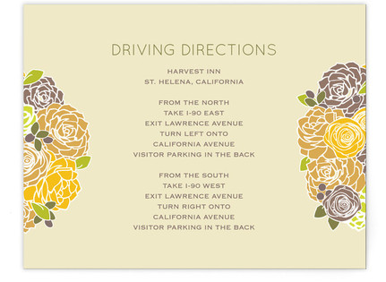 Kissing Ball Directions Cards
