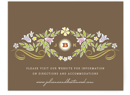 Flourishing Directions Cards