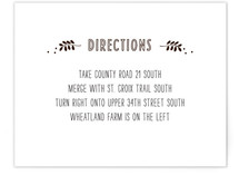 Picnic Basket Direction Cards