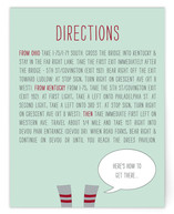 Sole Mates Directions Cards