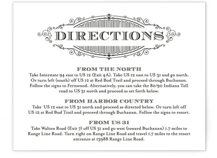 Eloquent Directions Cards