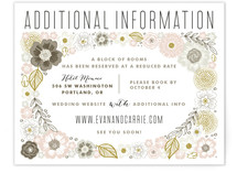Flower Box Directions Cards