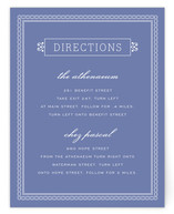 Time and All Eternity Direction Cards
