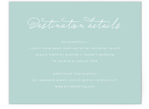 Sea Shells by the Sea Shore Direction Cards