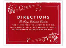 Tuscan Direction Cards