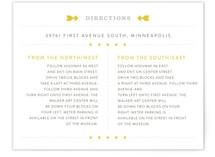 Sunshine Day Direction Cards