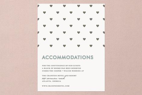 float + love lockdown Direction Cards