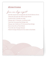 There's an Air About Them Direction Cards