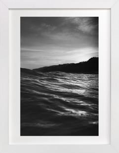 Sunset Noir Domino Non-custom Art Print