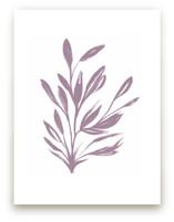 Botanical Sumi Ink