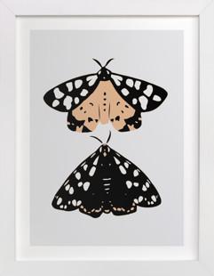 On Moth's Wings Domino Non-custom...