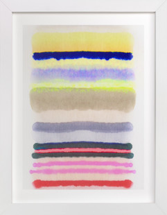Behind The Veil Domino Non-custom Art Print