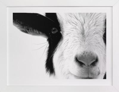 Pawnee Domino Non-custom Art Print