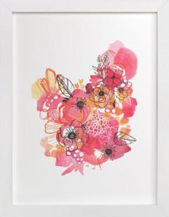Think Pink Domino Non-custom Art...