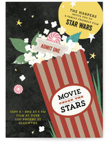 Movie Under The Stars by Carol Fazio