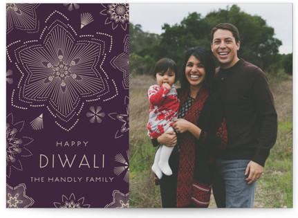 A Star is Born Diwali Cards