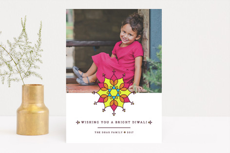 Diwali Rangoli Diwali Cards