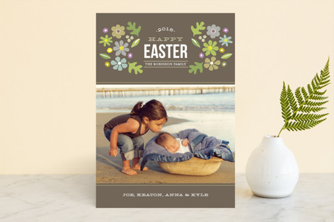 Blossoming Easter Cards