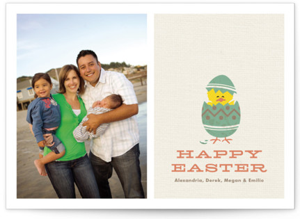 Mr. Eggie Easter Cards