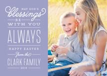 God's Blessings Easter Cards