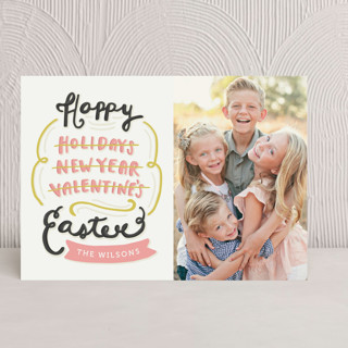 Better Late than Never Easter Cards