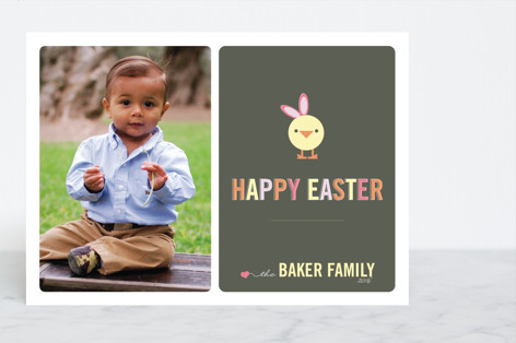 Easter Chick Easter Cards