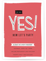 Now Let's Party