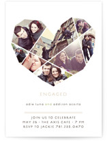 Complete Love Engagement Party Invitations