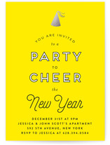 Cheer the new Year