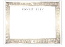 Hand Drawn Gilded Frame