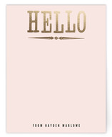 Holla Hello