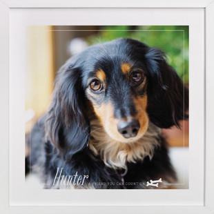 Pup Love Custom Photo Art Print