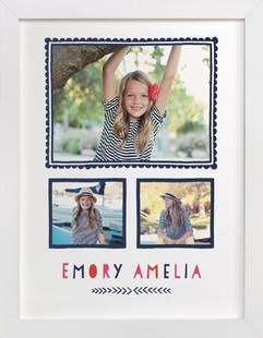 Frames Custom Photo Art Print
