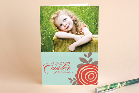 Everything Roses Easter Greeting Cards