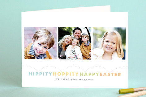 Hippity Easter Greeting Cards