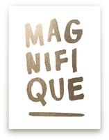 Magnifique by Marabou Design