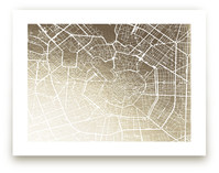 Milan Map by Laura Condouris