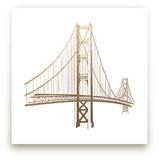 Golden Gate Bridge by Jody Wody