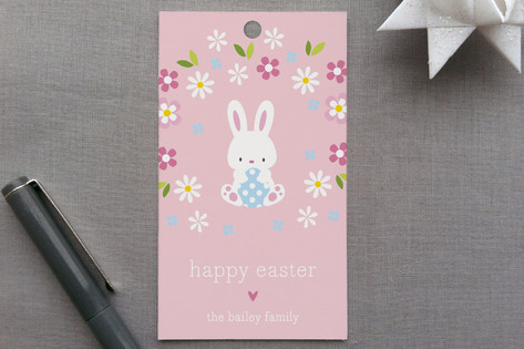 Baby Bunny Gift Tags