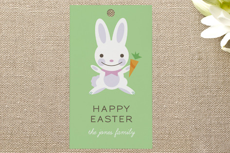 Happy Bunny Gift Tags
