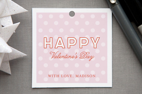 HAPPY Gift Tags
