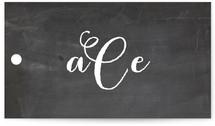 Monogram Chalkboard