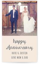 Anniversary Photo Grid