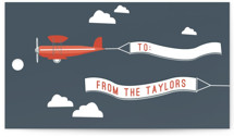 In Flight Gift Tags