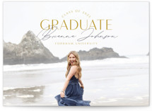 Signed Graduate Grand Graduation Cards