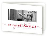 Calligraphic Congrats by Studio Cushman