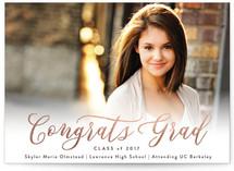 Classic Congrats