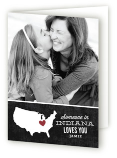 Miles Away Mother's Day Greeting Cards