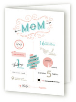 Mother's Day InfoChart