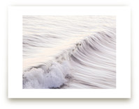 Cayucos Soft Waves  by Lisa Sundin